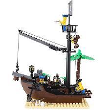 <b>Enlighten</b> Simple Package <b>Pirate</b> Series Building Bricks Wrecked ...