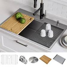 <b>Stainless steel</b> Kitchen Sinks at Lowes.com