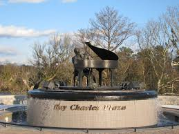 albany ga ray charles plaza monument statue albany ga dougherty albany ga ray charles plaza monument statue albany ga dougherty county flint