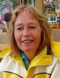 Birgit Jepsen er 48 år og arbejdet til dagligt på Central Vaskeriet i Løgum-kloster. Er uddannet bygningsmaler. - bb0