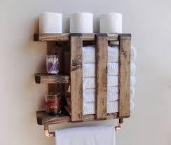 <b>Towel Rack</b> Bathroom Bathroom Shelf With <b>Towel Bar</b> Bathroom ...