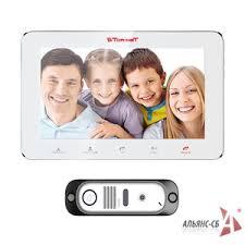 <b>TR</b>-<b>29M W</b>/<b>414Si комплект</b> видеодомофона - Компания Альянс ...