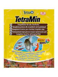 <b>Tetra TetraMin Flakes</b> Основной <b>корм</b> для всех декоративных рыб ...