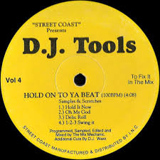 The Mix Mechanic - D.J. Tools Vol. 4 (Hold On To Ya Beat) (Vinyl ...