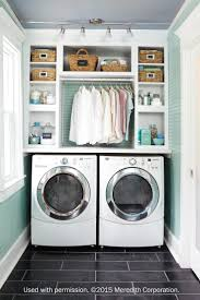 Small Laundry Ideas 25 Best Small Laundry Space Ideas On Pinterest Small Laundry