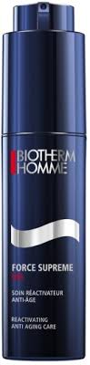 <b>Biotherm Homme Force</b> Supreme Re-Activating Anti-Aging Care Gel ...