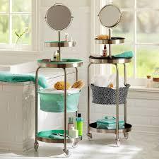 bathroom shelves  awesome bathroom creative tiered shelves for small bathroom idea and