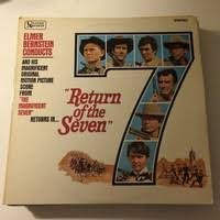 Soundtrack : Return Of The Seven - Record Shop Äx