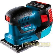 Аккумуляторная шлифмашина <b>Bosch</b> GSS 18 V-LI Professional ...