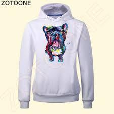 <b>ZOTOONE</b> Cute Multicolor Dog Iron on Patches 12.4*18cm <b>DIY</b>