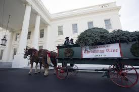 The 2015 White House Christmas