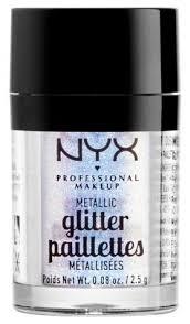 Купить <b>NYX professional makeup Глиттер</b> для лица и тела Metallic ...
