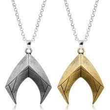 [FREE DELIVERY] <b>DC</b> Comics <b>Aquaman</b> Symbol Necklace Arthur ...