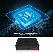 <b>Beelink T4 New Desktop</b> Mini PC Intel Atom x5 - Z8500 Intel HD ...