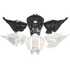 <b>Panigale</b> Heat Shield Kit – <b>Ducati</b> Spacers
