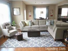 cream couch living room ideas: i like this living room with the cream couches