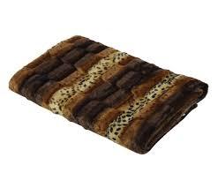 <b>Плед Pastel</b> меховой, 5809541, <b>коричневый</b> — купить в интернет ...