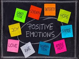 Image result for lists of positive emotions