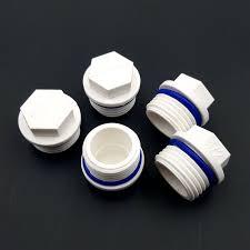 "<b>5Pcs</b>/lot <b>1/2</b>"" <b>3/4</b>"" 1"" Pipe Fitting Pipe Plugs Male Thread Pipe Fitting ..."