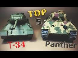 Сборка <b>модели танка</b> Tiger II 1/35 <b>Моделист</b> (Academy) - YouTube