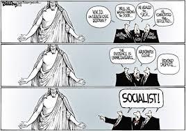Image result for Jesus socialist cartoons