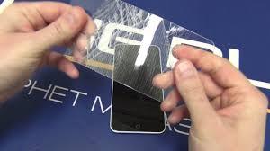 <b>Защитное стекло - для</b> чего оно и как его наклеить - YouTube