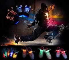 Светящиеся <b>шнурки Shoelace</b> - интернет-магазин Shoppy.ru