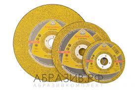 Диск зачистной <b>обдирочный</b> по металлу A24 Extra 125, 180, 230 ...