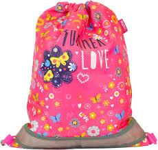 <b>Magtaller Мешок для</b> обуви Boxi Butterfly 31616-40, цвет розовый ...
