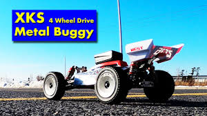A Very Low Cost Metal <b>RC</b> Dirt Dune Buggy - <b>Wltoys XKS 144001</b>