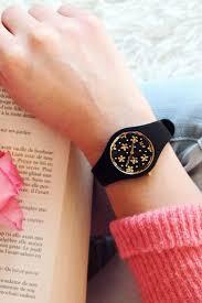 <b>ICE flower</b> - Precious black #icewatch #womenswatch