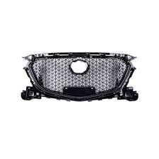 front bumper grille upper grill cover <b>protector</b> abs plastic <b>car styling</b> ...