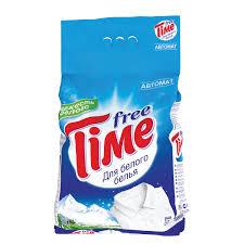 Купить <b>Стиральный порошок</b>-<b>автомат</b>, 3 кг, FREE TIME (Фри ...