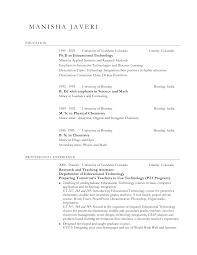 sample resume resume format for new teachers teacher  preschool    resume