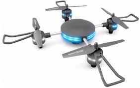 Купить <b>квадрокоптер HJ Toys</b> Lily Mini HJ-W606-9-720P (Grey) в ...