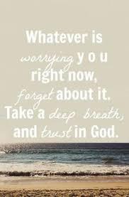 Trust In God on Pinterest | Trust Gods Plan, Trust God and Gods Will via Relatably.com