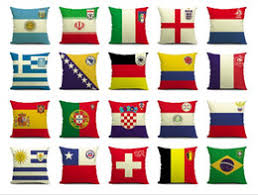 the euro and the spanish italian flag badge cotton and linen pillow sofa cushion for leaning on of football fan gift buy italian furniture online