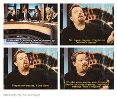 Eddie Izzard on Pinterest | Flags, Skiing and Game Of Thrones via Relatably.com
