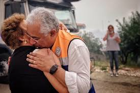 Portekiz'deki orman yangınında bilanço ağırlaşıyor