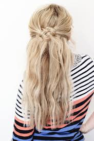 <b>Celtic Knot</b> Tutorial - Hairstyle by Abby of Twist Me Pretty