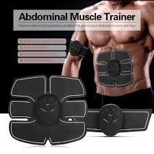 Slimming Belt <b>Abdominal Muscles Trainer</b> Power Fit <b>Vibration</b> Plate ...