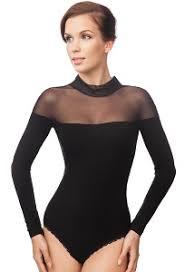<b>Чёрное элегантное боди</b> Viva La Donna Б 24-1 - купить <b>боди</b> в ...