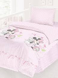 """Комплект <b>постельного белья</b> """"<b>DISNEY</b>"""" Ясли <b>Minnie</b> fairy <b>Disney</b> ..."""