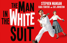 The Man in the <b>White Suit</b> London Tickets | 30/12/<b>2019</b> - 14:30 ...