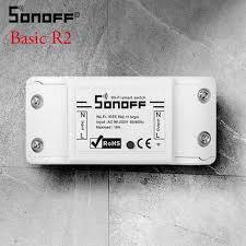 <b>ITEAD Sonoff Basic R2</b> /Dual R2 Smart DIY WiFi Switch Smart Home ...