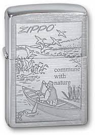 Купить <b>зажигалки Zippo</b> Охота / Рыбалка. Доставка по Москве и ...