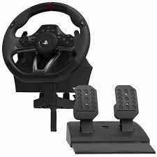 <b>HORI Racing Wheel Apex</b> for PlayStation 4, PlayStation 3 & PC - EB ...