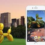 Hands-on with Snapchat's Mediocre, Crashy AR Art