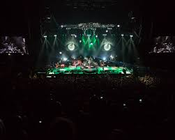 CT Supports <b>Pearl Jam's</b> '<b>Lightning</b> Bolt' Tour | CT Group, Asia / Pacific