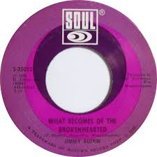 Image result for What Becomes Of The Brokenhearted - Jimmy Ruffin